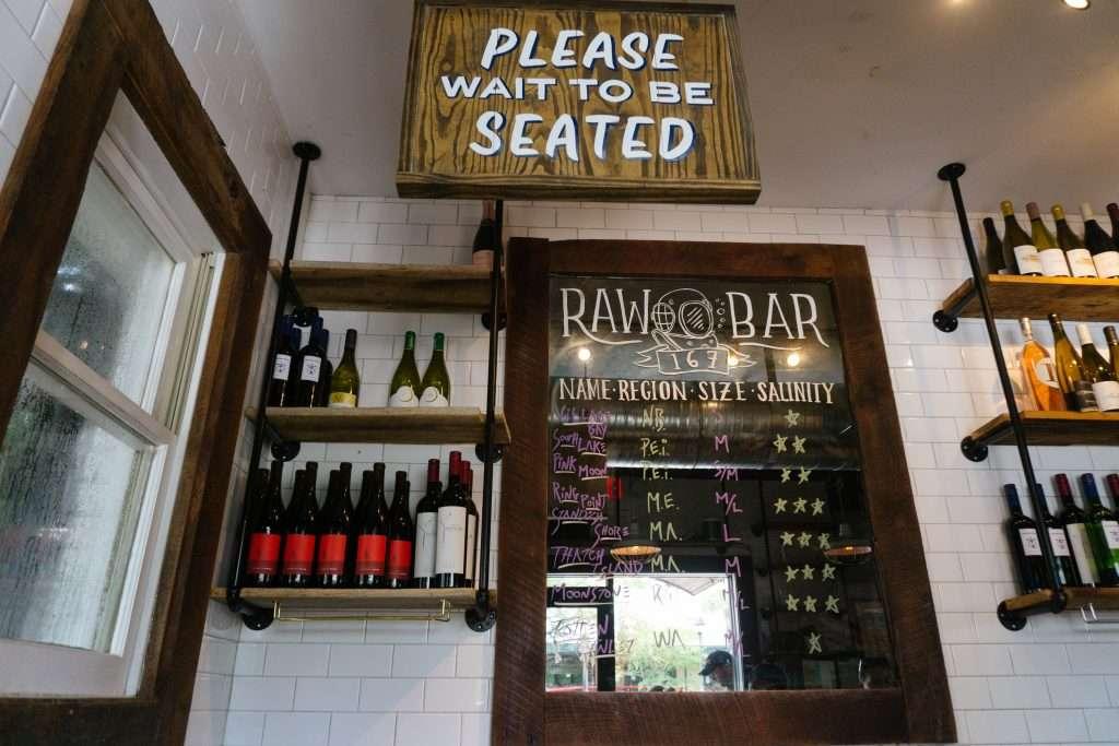 167 raw, charleston sc, charleston restaurant, charleston travel guide