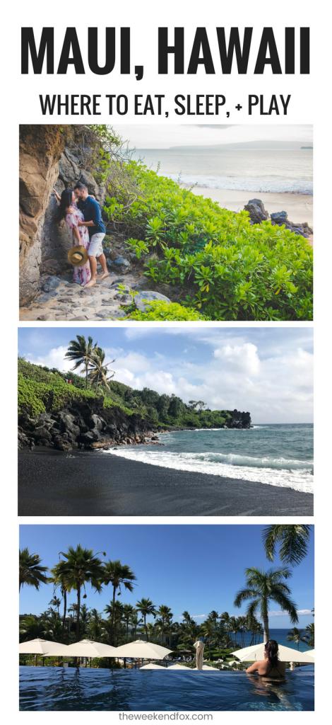 Maui, Hawaii, Maui things to do, Maui where to stay, Andaz Maui, Maui Road to Hana, Maui Highlights, Visit Hawaii, Travel Guide, Maui Honeymoon #maui #traveltips #travelblog #travelmore