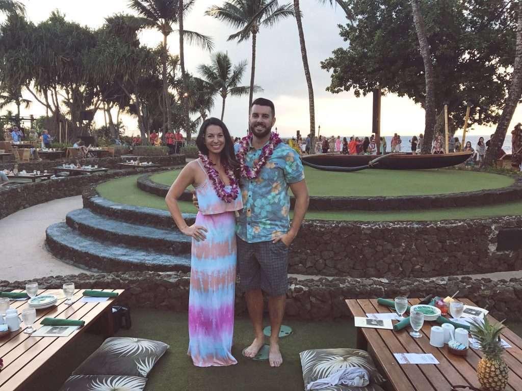 Old Lahaina Luau, Maui Luau, Flytographer, Maui, Hawaii, Honeymoon, Maui Things to Do, Maui Places to Eat, Maui Newlyweds, Maui itinerary #maui #travelblog #traveltips