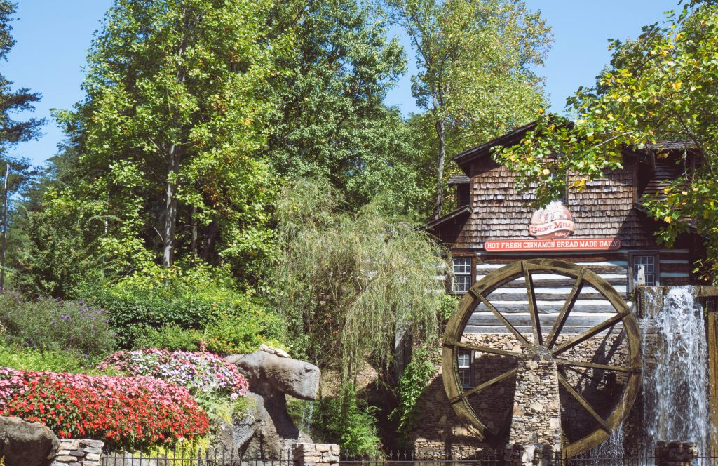 Dollywood, Grist Mill, Tennessee