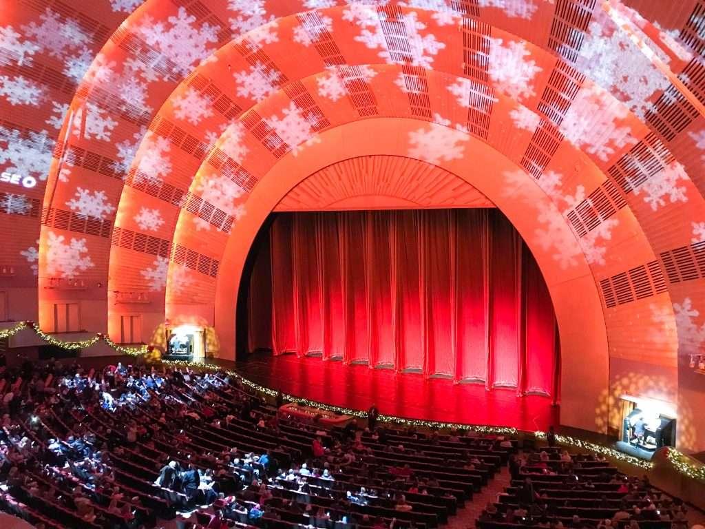 Radio City Rockettes, NYC, Holidays