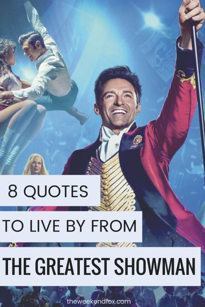 Greatest Showman Movie, Quotes, The Greatest Showman, Movie Quotes, Inspiration, #MovieQuotes, #GreatestShowman, #HughJackman, #ZacEfron, #Zendaya