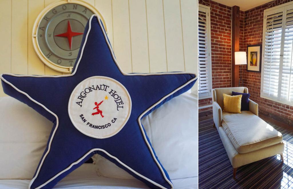 Argonaut Hotel, Where to stay in San Francisco, San Francisco hotel, Fisherman's Wharf hotel, San Francisco tourist