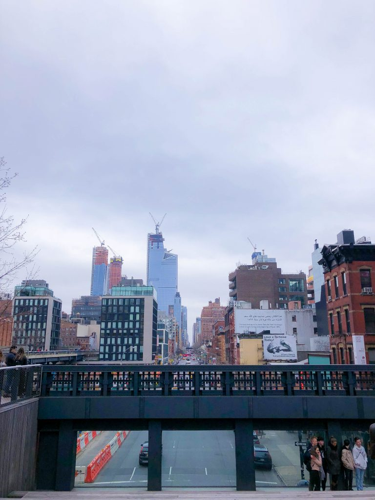 High Line Park, city skyscrapers, NYC weekend, girls getaway, weekend in NYC, things to do in NYC, New York City, #travelblog