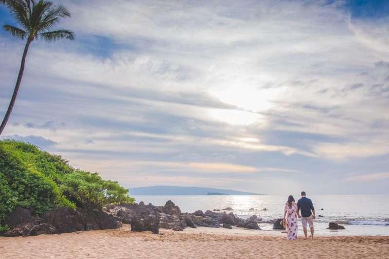 Maui, Hawaii, New Year, Reflection, Happiness