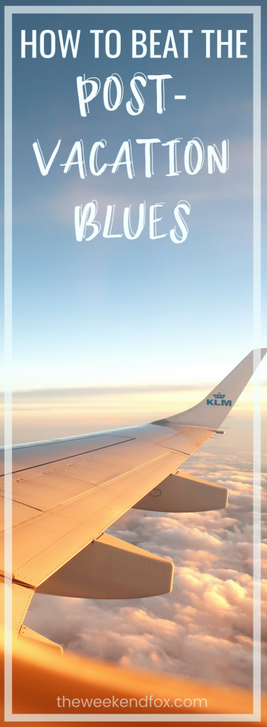 How to Beat the Post-Vacation Blues // vacation planning, travel tips, travel inspiration, coming home, post-vacation stress #traveltips #travelblog photo credit: Sacha Verheij