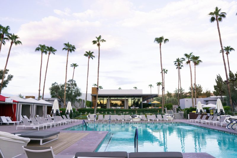 Places to Stay in Scottsdale // Andaz Scottsdale Pool and Guest House // #travelblog #scottsdale