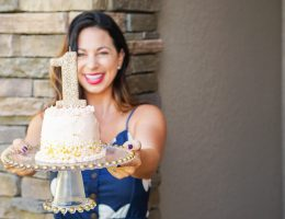 one year blogging, how to start a blog, blogger life, cake