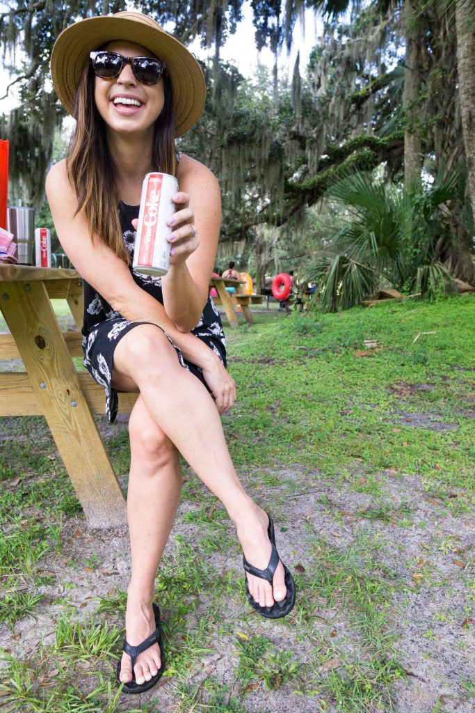 Blue Spring State Park, Diet Coke, Central Florida things to do
