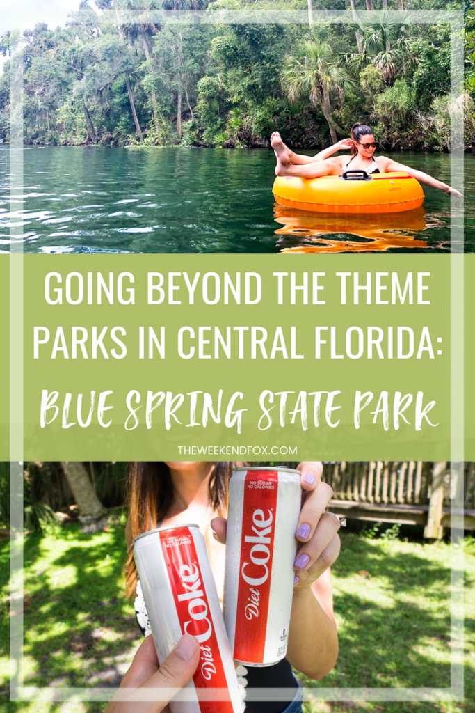 Diet Coke Adventures, Going Beyond the Theme Parks in Central Florida, Blue Spring State Park, Things to Do in Central Florida, Things to Do Near Orlando, Summer in Florida #ad #DietCoke #BecauseICan #BecauseFlavorYourLife #CollectiveBias #VisitFlorida #TravelFlorida #CentralFlorida #FloridaBlogger #TravelBlogger #LifestyleBlog #CheerstotheWeekend