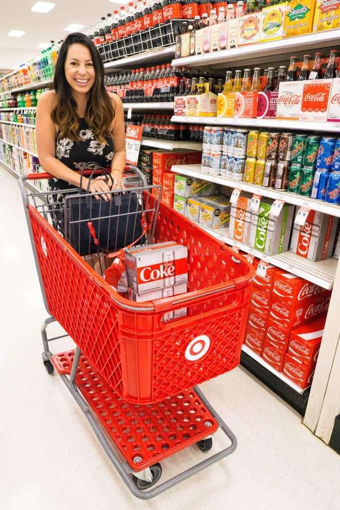 Diet Coke at Target, Diet Coke new flavors, Original Diet Coke