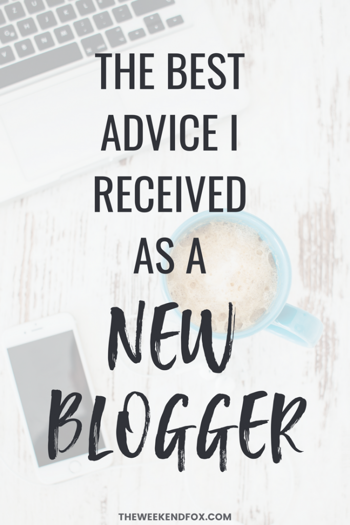 The Best Advice I Received As A New Blogger // blogging tips, blogaversary, new blogger, blogging advice, how to start a blog, travel blog, lifestyle blog #bloggingtips #travelblogger #blogaversary #lifestyleblog #forthebloggers #newblogger #startablog