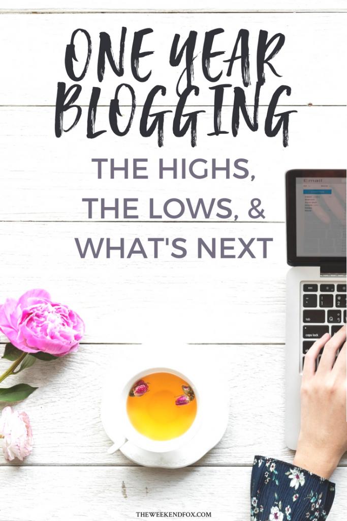 One Year Blogging // Blogaversary, Blogiversary, Blog Birthday, Blogging Tips, Blogger Life, Starting a Blog, Lifestyle Blog, Florida Blogger, Travel Blog #travelblogger #lifestyleblogger #floridablogger #oneyearblogging #blogaversary #bloggingtips