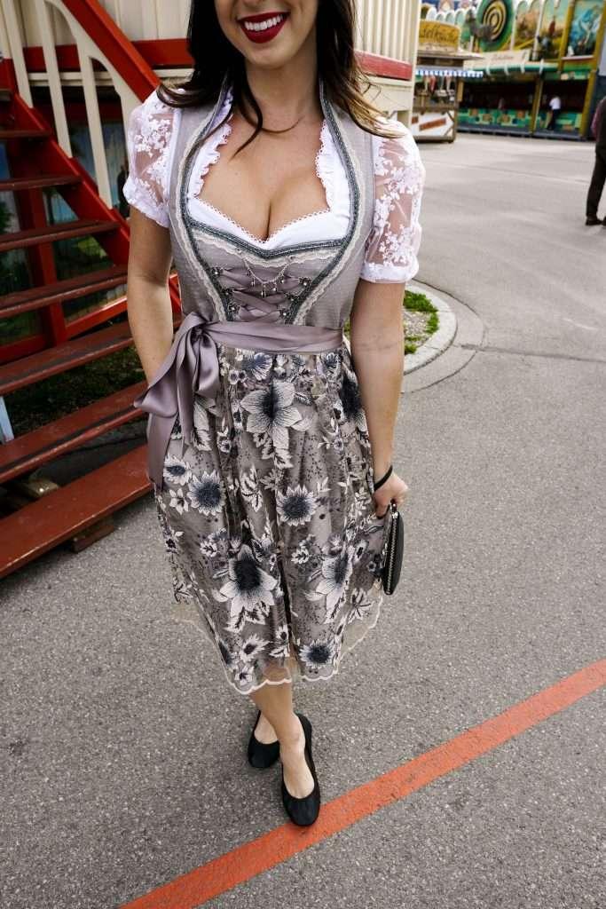 What to Wear to Oktoberfest - Dirndl