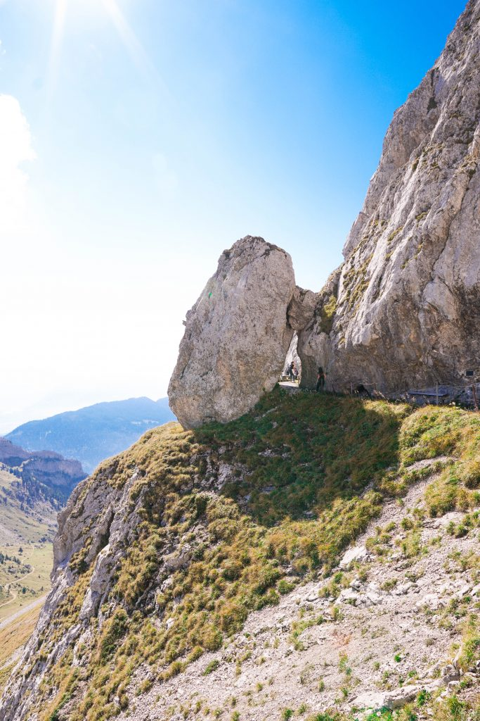 Mt. Pilatus hiking trail, things to do in Lucerne, #switzerland