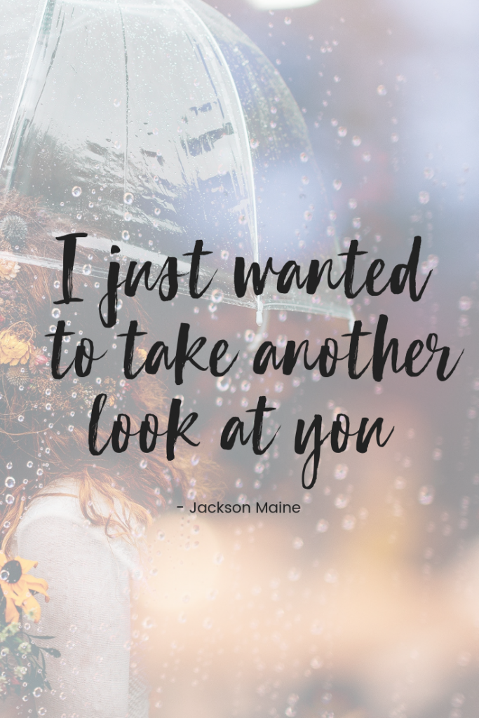 Quote from A Star is Born // I just wanted to take another look at you, Jackson Maine, Bradley Cooper, #astarisborn