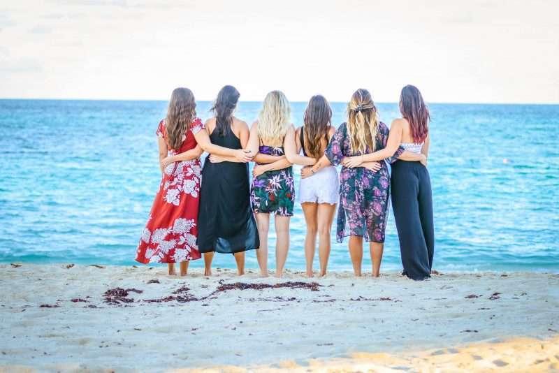 Atlantis, Paradise Island Bachelorette Party
