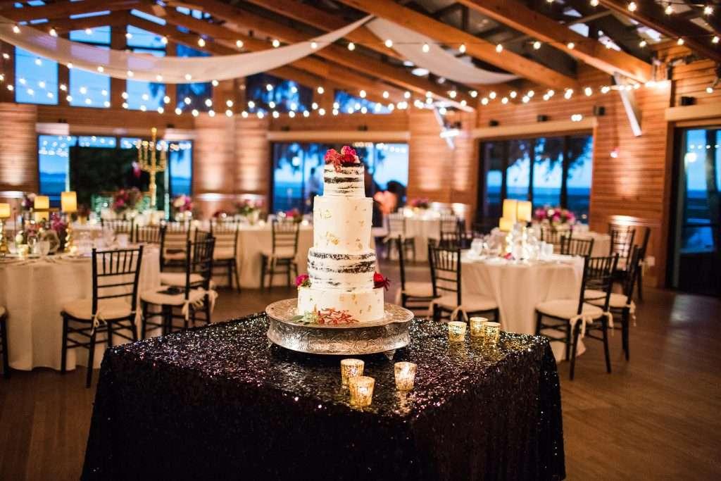 Florida fall wedding venue, gothic glam wedding colors, glam wedding in North Florida #weddinginspo