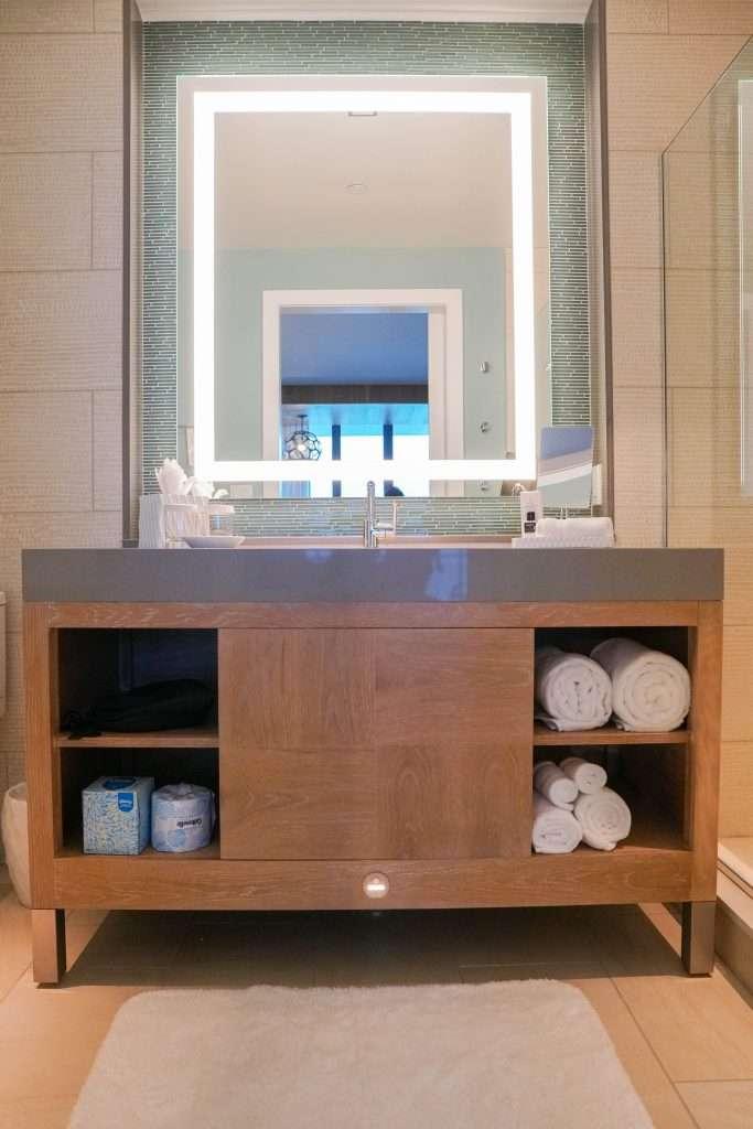 Zota Beach Resort Bathroom