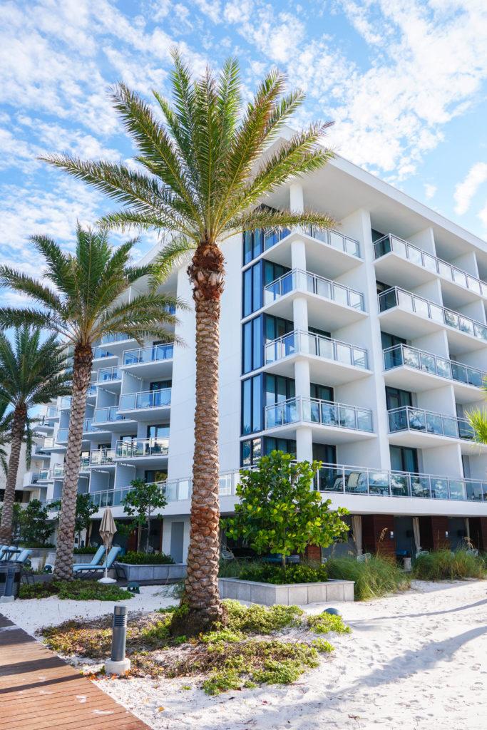 Zota Beach Resort in Longboat Key, Florida