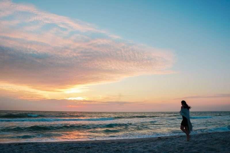 Zota Beach Resort // Longboat Key Sunset in Florida