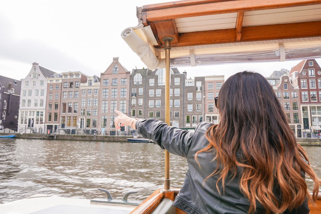 Private Boat Tour for a weekend in Amsterdam
