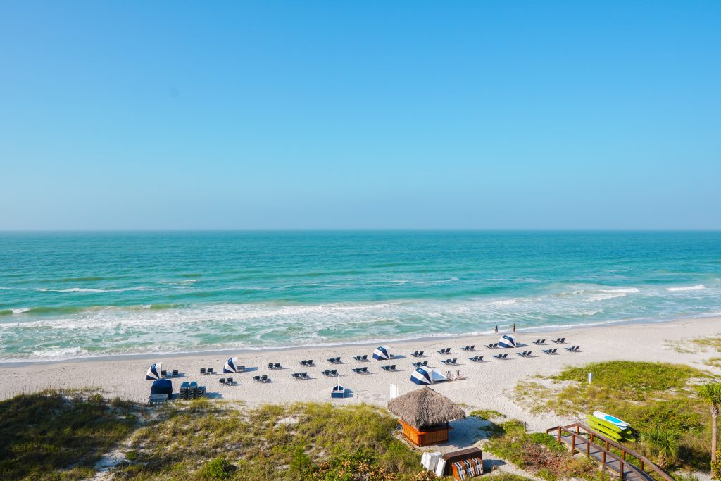 Longboat Key // where to go for a girls getaway in Florida