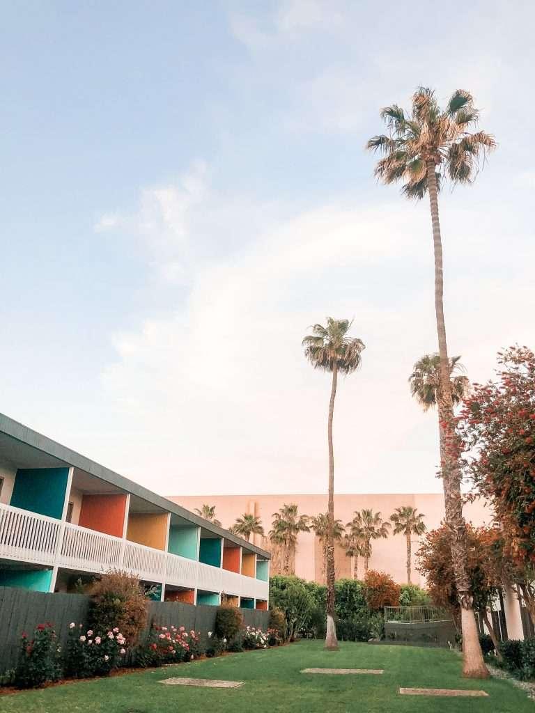 The Anaheim Hotel next to Disneyland Resort