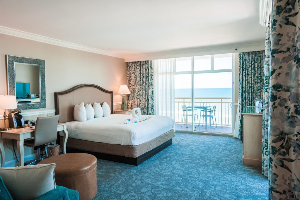 Terrace Room at The Shores Resort and Spa
