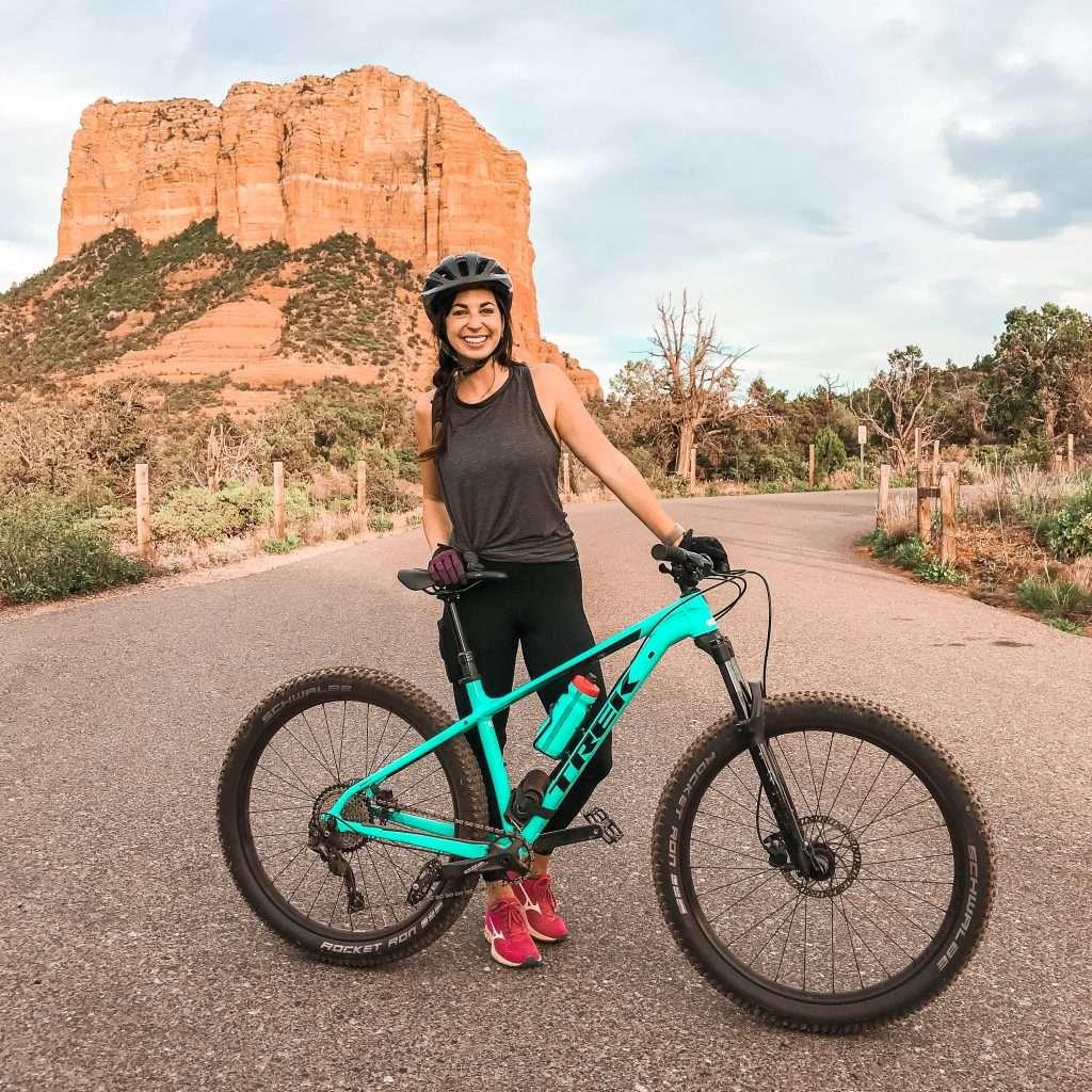 3 Days in Sedona // Mountain Biking
