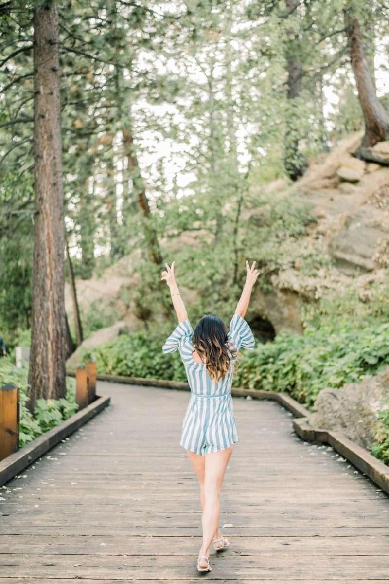 Blogger celebrates 2 years of blogging // Flytographer in Lake Tahoe