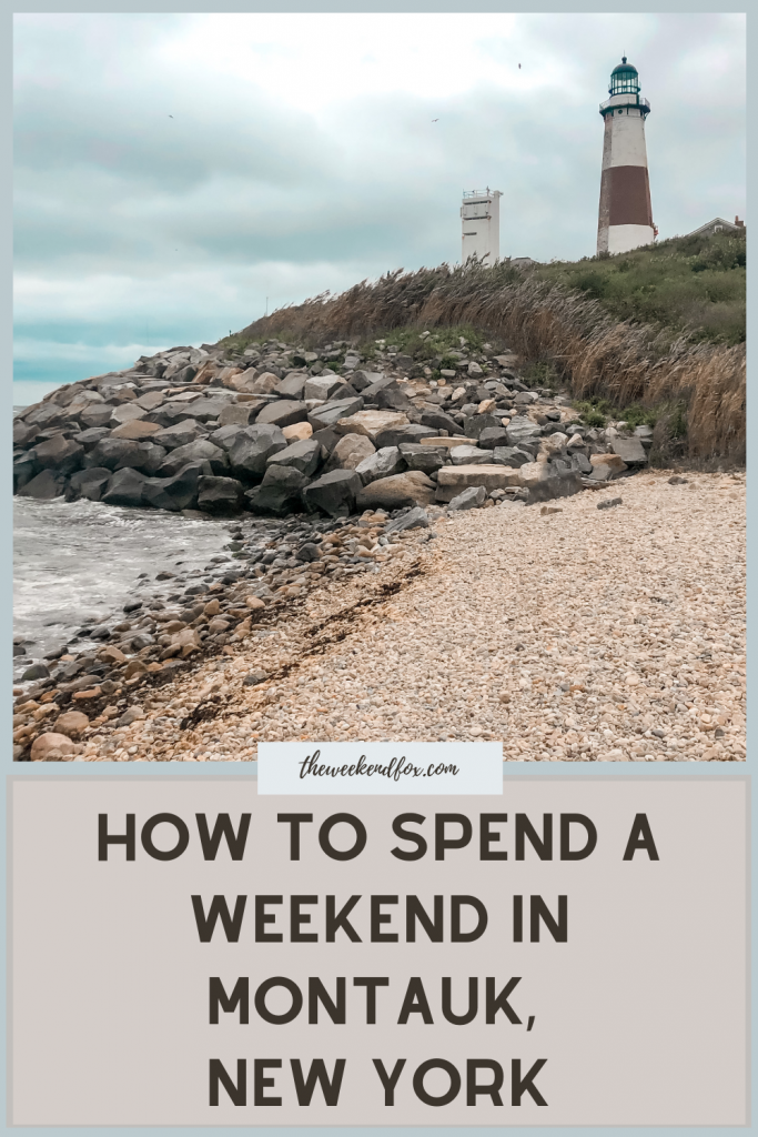 How to spend a weekend in Montauk, New York, weekend in the Hamptons, visiting Montauk, travel guide, travel New York, weekend getaway, #weekendgetaway #girlsgetaway #Montauk #visitMontauk #travelguide #weekendtrip