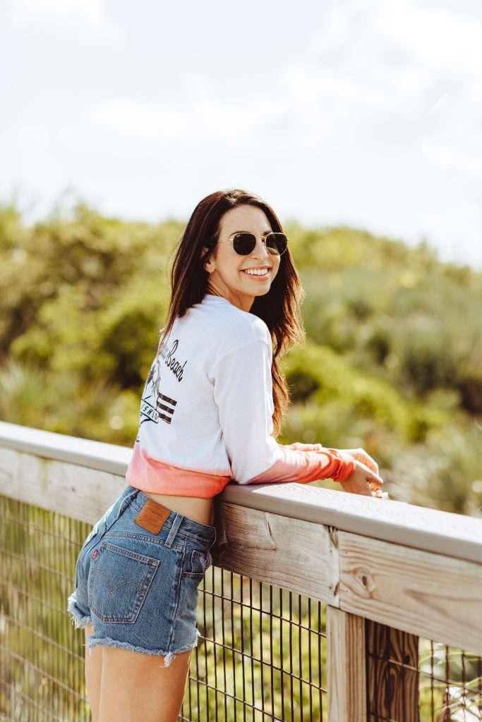 Katherine Fox - blogger behind The Weekend Fox // Summer 2021